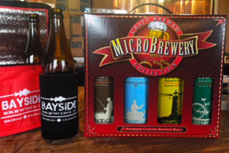 Brewery merch